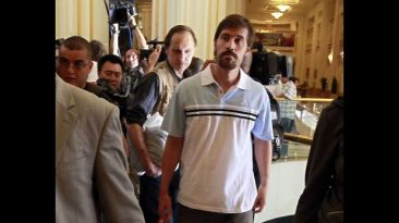 La carta donde James Foley narró su secuestro en Libia