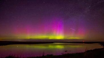 Mira este espectacular video con imágenes de auroras boreales