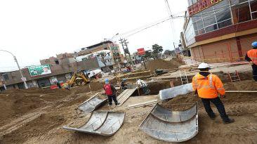 Panamericana Norte: así continúan las obras en Los Alisos