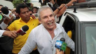 Confirman que Castañeda no irá hoy al primer debate municipal