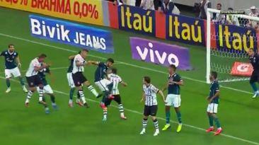 EN VIVO: Con gol de Guerrero, Corinthians empata 2-2 ante Goias