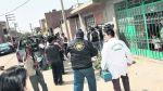 Chincha: un obrero fue baleado por sicarios pero sobrevivió - Noticias de pueblos jovenes