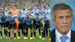 Uruguay a amistosos ante Japón y Corea del Sur sin Luis Suárez - Noticias de edinson cavani
