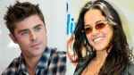 Zac Efron y Michelle Rodríguez terminaron su fugaz romance - Noticias de