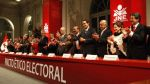 Lo que los candidatos a la alcaldía dijeron en el primer debate - Noticias de municipalidad de chosica