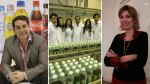 Los jóvenes ejecutivos que lideran las empresas de su familia - Noticias de johnny lindley suarez