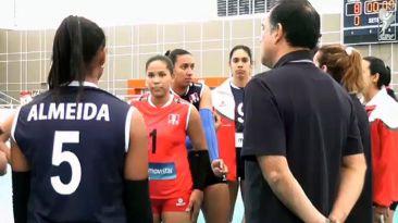 Vóley: Perú venció 3-1 a Chile y aún pelea por cupo al Mundial