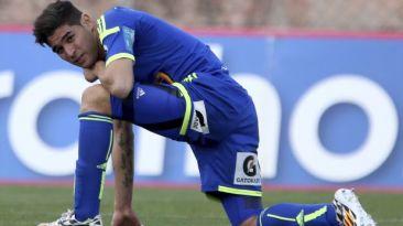 Leguizamón rescindió contrato con Cristal tras no anotar goles