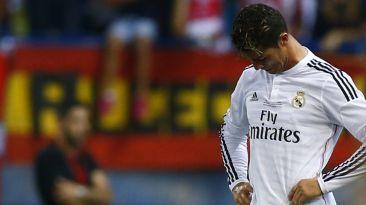 La tristeza y decepción del Real Madrid tras caer ante Atlético