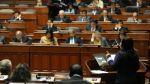 Solidaridad definirá el voto de confianza al Gabinete Jara - Noticias de congreso