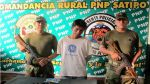 Presunto delincuente apodado 'Vago' lideraría a 'Los Buitres' - Noticias de satipo