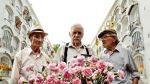 """""""Viejos amigos"""": propuesta atractiva que se queda en el guion - Noticias de velorio"""