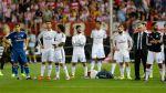 La tristeza y decepción del Real Madrid tras caer ante Atlético - Noticias de
