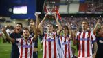 Atlético de Madrid festejó así título de la Supercopa de España - Noticias de