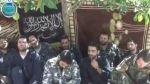 Rama siria de Al Qaeda mostró a sus rehenes extranjeros (VIDEO) - Noticias de