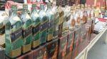 Pucusana: Policía incautó más de dos mil botellas de whisky - Noticias de difusióhn