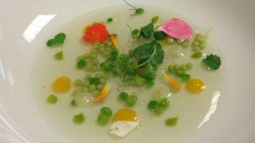 Así es el menú que se sirve en el famoso El Celler de Can Roca