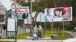 Contaminación visual electoral: ¿Cómo enfrentar tanto desorden? - Noticias de ordenanza municipal