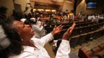 Ferguson despide a Michael Brown en multitudinario funeral - Noticias de velorio