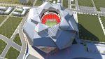¿Estadio con forma de rosa? Mira este inusual proyecto en EE.UU - Noticias de estadio nacional