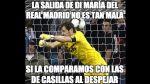 Real Madrid no se libró de memes pese a ganar en debut español - Noticias de