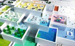 ¿Fanático de Lego? Conoce las nuevas oficinas en Dinamarca