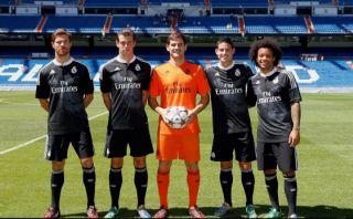 """Casillas asegura que el Madrid tiene """"un equipo espectacular"""""""