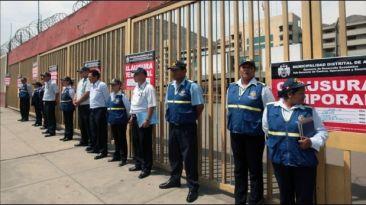 Ate: evalúan clausurar nuevamente el estadio Monumental