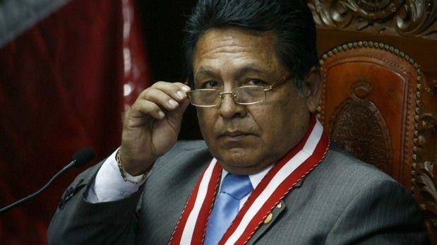 CNM abre investigación a Ramos Heredia por caso de Áncash