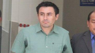 Pául Olórtiga detenido: primeras imágenes tras su captura