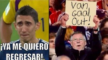 Mira los divertidos memes de la caída del Manchester United