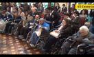 Vecinos de 100 años a más fueron homenajeados por comuna limeña