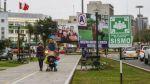 San Isidro: retirarán paneles electorales mal ubicados - Noticias de ordenanza municipal
