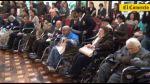 Vecinos de 100 años a más fueron homenajeados por comuna limeña - Noticias de luis ovalle