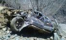 La Libertad: accidente en Pataz deja dos personas muertas