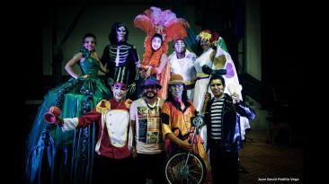 En fotos: los secretos detrás de las cortinas del circo