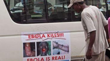 """""""La respuesta al ébola es peligrosamente inadecuada"""""""
