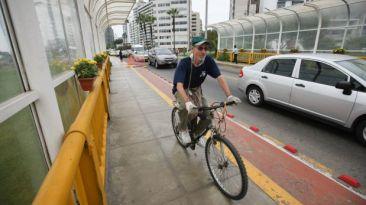 No a las ciclovías a la limeña, por Herbert Holguín