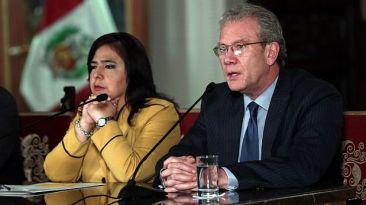 Canciller sobre marcha en Tacna: Había intereses políticos