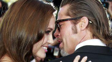 Brad Pitt y Angelina Jolie: su historia de amor en 20 fotos
