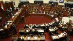 Congreso verá hoy aportes de independientes a las AFP - Noticias de comisiones de afp