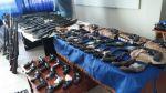 Sucamec incautó 126 armas en los últimos dos días - Noticias de sucamec