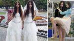 Un matrimonio heterosexual con dos novias - Noticias de alina gadea