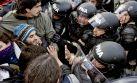 Las fotos del paro nacional que se vivió en Argentina