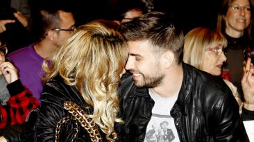 Shakira y Gerard Piqué: sus momentos más románticos