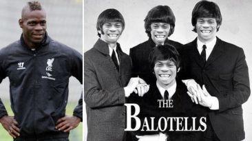 Mario Balotelli y su primera locura en Liverpool