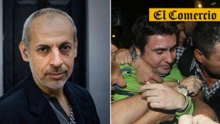 """En defensa de Paul Olórtiga, """"una víctima de la televisión"""""""