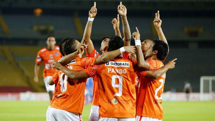 César Vallejo avanzó a la segunda fase de la Copa Sudamericana