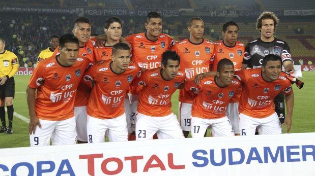 Cesar Vallejo equipo