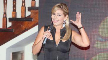 """Gisela Valcárcel: """"Mi destino era vender papas y limones"""""""